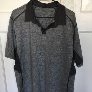 Lululemon Men's Polo w Ventilation - XL